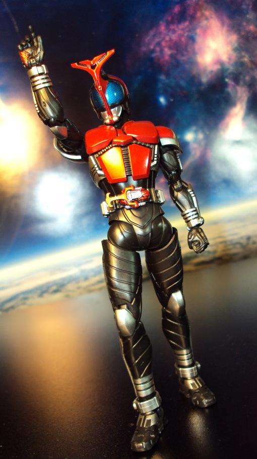 Masked Rider Kabuto Renewal 01