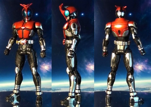 Masked Rider Kabuto Renewal 07