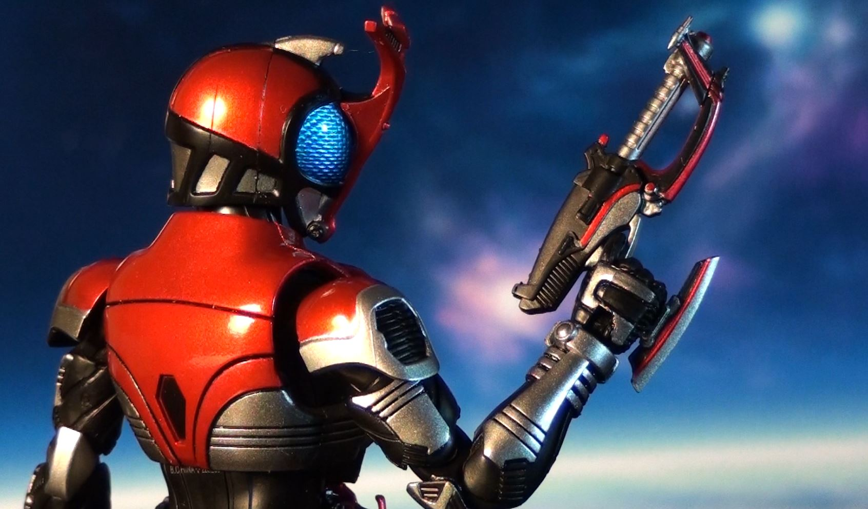 SIC VOL52 Kamen Rider Kabuto by Bandai: Amazones