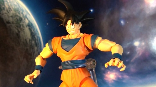 Bandai S.H. Figuarts Dragon Ball Z Son Gokou 05