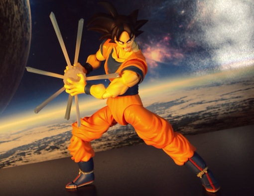 Bandai S.H. Figuarts Dragon Ball Z Son Gokou 08