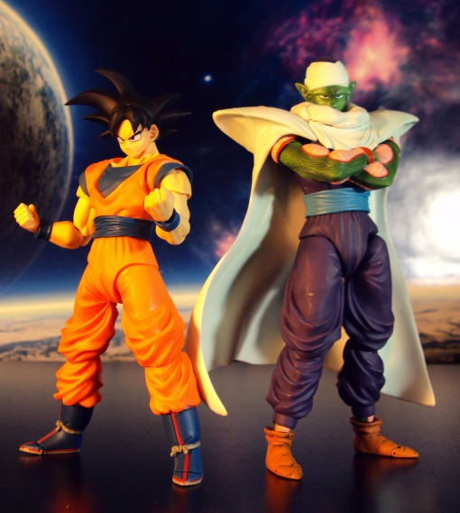 Bandai S.H. Figuarts Dragon Ball Z Son Gokou 09