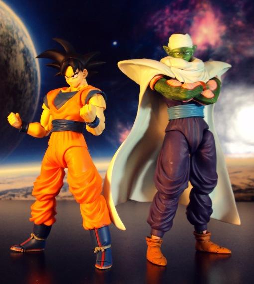 Bandai S.H. Figuarts Dragon Ball Z Son Gokou 09