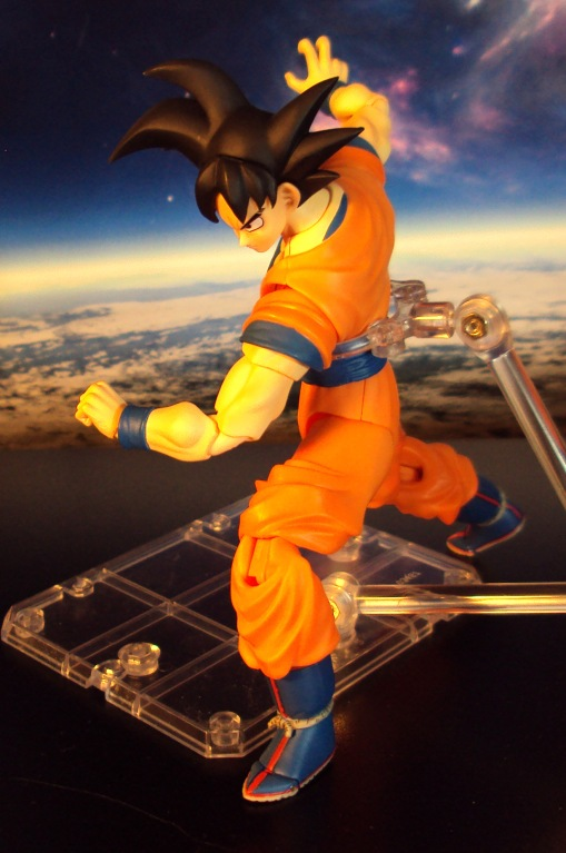 Bandai S.H. Figuarts Dragon Ball Z Son Gokou 11