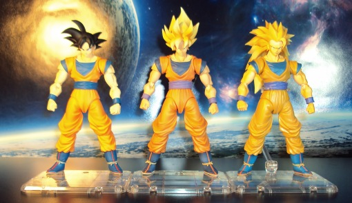 Bandai S.H. Figuarts Dragon Ball Z Son Gokou 12