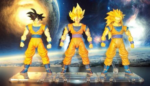Bandai S.H. Figuarts Dragon Ball Z Son Gokou 12