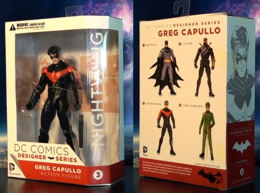 DC Collectibles Designer Series Greg Capullo Nightwing 01