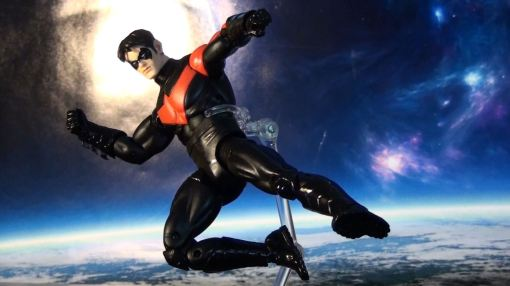 DC Collectibles Designer Series Greg Capullo Nightwing 03