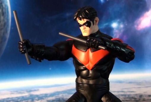DC Collectibles Designer Series Greg Capullo Nightwing 04