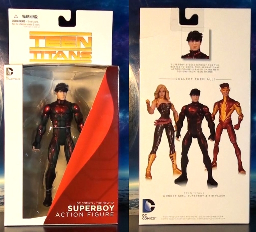 DC Collectibles Teen Titans New 52 Superboy 01