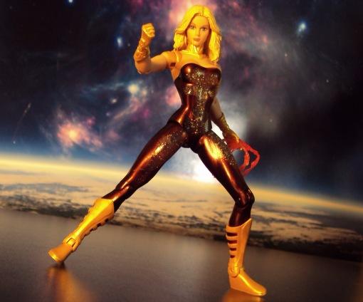 DC Collectibles Teen Titans Wonder Girl Action Figure 03