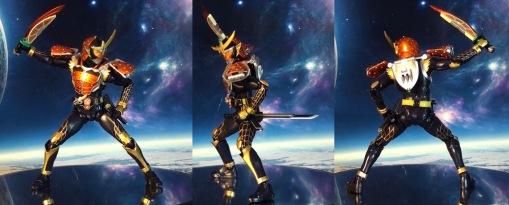 Bandai S.H. Figaurts Kamen Rider Gaim 01