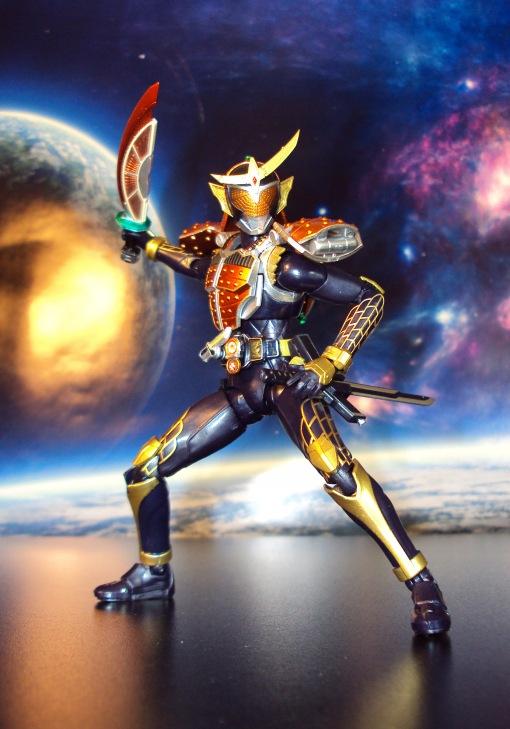 Bandai S.H. Figaurts Kamen Rider Gaim 02