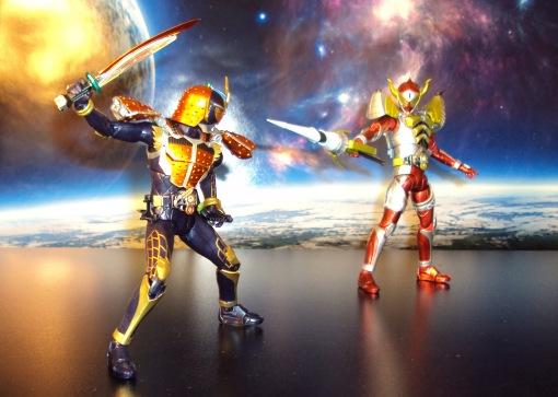 Bandai S.H. Figaurts Kamen Rider Gaim 03