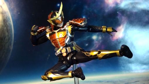 Bandai S.H. Figaurts Kamen Rider Gaim 04