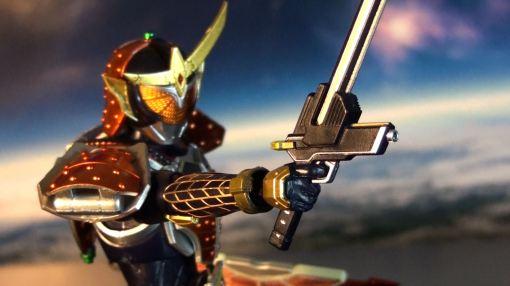 Bandai S.H. Figaurts Kamen Rider Gaim 05