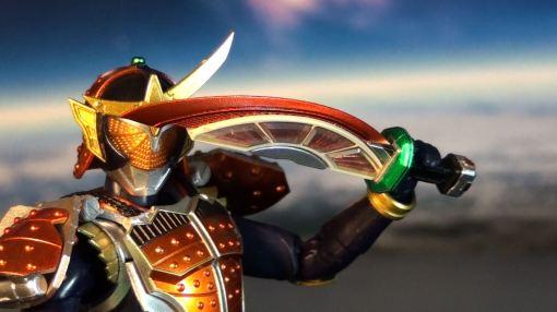 Bandai S.H. Figaurts Kamen Rider Gaim 06