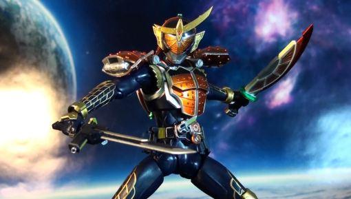 Bandai S.H. Figaurts Kamen Rider Gaim 07