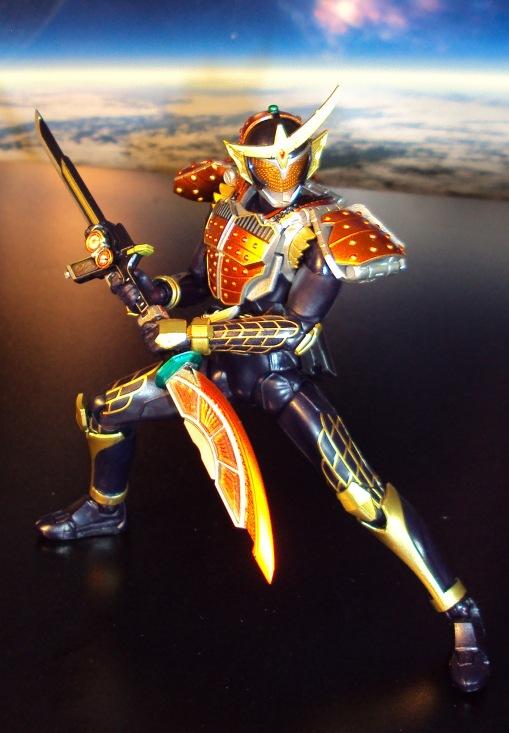 Bandai S.H. Figaurts Kamen Rider Gaim 08