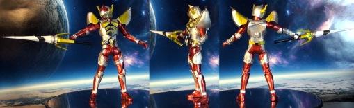 Bandai S.H. Figuarts Kamen Rider Baron 01