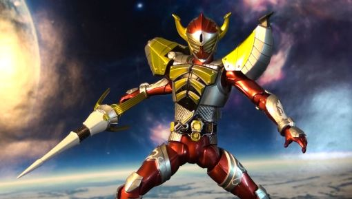 Bandai S.H. Figuarts Kamen Rider Baron 02