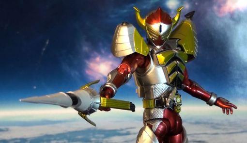 Bandai S.H. Figuarts Kamen Rider Baron 03