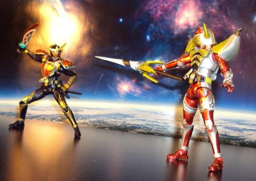 Bandai S.H. Figuarts Kamen Rider Baron 05