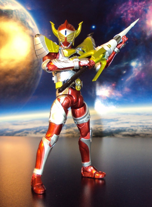 Bandai S.H. Figuarts Kamen Rider Baron 06