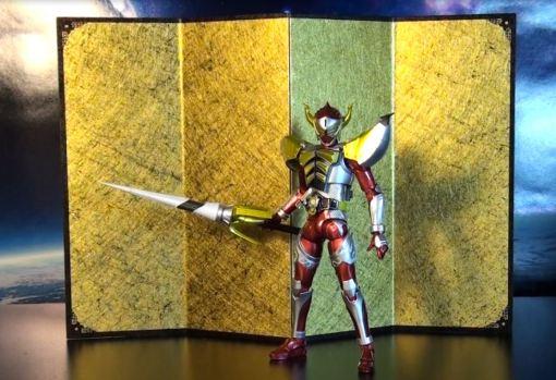 Bandai S.H. Figuarts Kamen Rider Baron 07