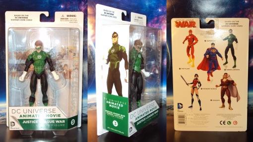 DC Collectibles Justice League War Green Lantern Action Figure 01
