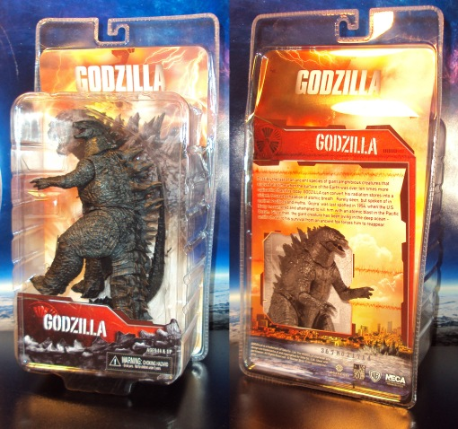 Neca Godzilla 2014 Movie Action Figure