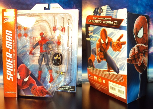Marvel Select Amazing Spider-Man 2 Movie Acton Figure 01