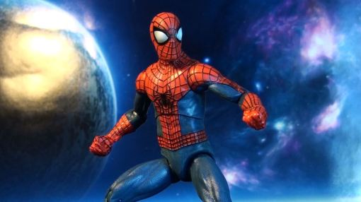 Marvel Select Amazing Spider-Man 2 Movie Acton Figure 02