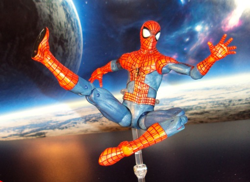 Marvel Select Amazing Spider-Man 2 Movie Acton Figure 03