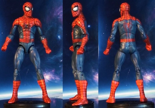Marvel Select Amazing Spider-Man 2 Movie Acton Figure 04