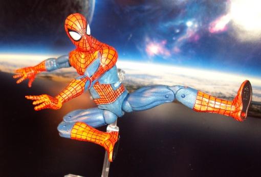Marvel Select Amazing Spider-Man 2 Movie Acton Figure 05