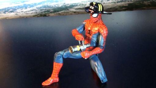 Marvel Select Amazing Spider-Man 2 Movie Acton Figure 06