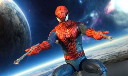 Marvel Select Amazing Spider-Man 2 Movie Acton Figure 07