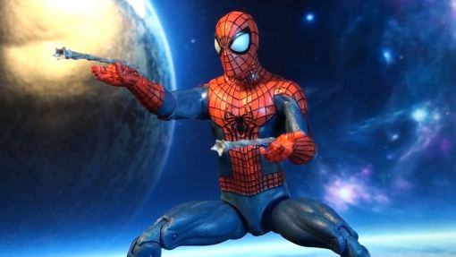 Marvel Select Amazing Spider-Man 2 Movie Acton Figure 08