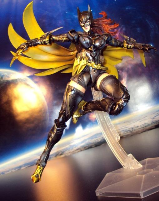 Play Arts Kai DC Comics Variant Batgirl 00