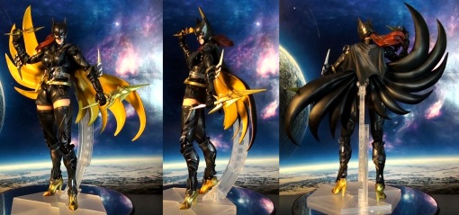Play Arts Kai DC Comics Variant Batgirl 02