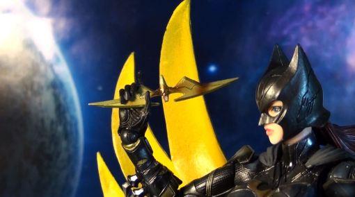 Play Arts Kai DC Comics Variant Batgirl 04