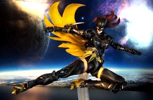 Play Arts Kai DC Comics Variant Batgirl 05