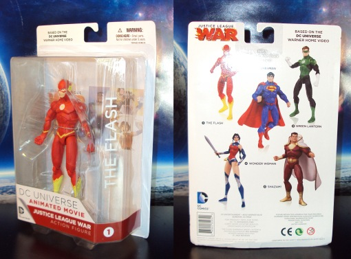 DC Collectibles Justice League War Flash 01