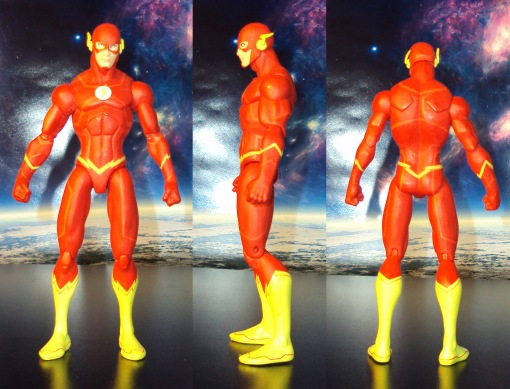 DC Collectibles Justice League War Flash 02