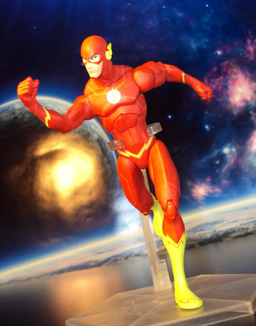 DC Collectibles Justice League War Flash 03