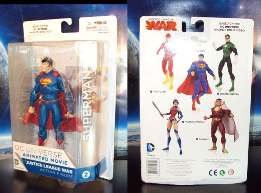 DC Collectibles Justice League War Superman 01