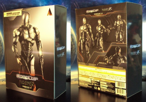 Square Enix Play Arts Kai Robocop 1.0 01