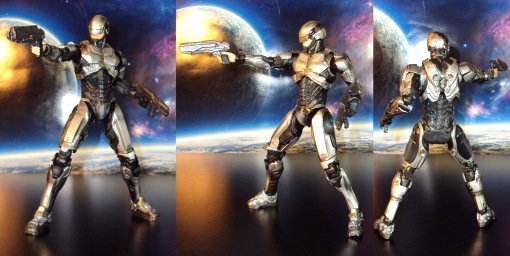 Square Enix Play Arts Kai Robocop 1.0 02