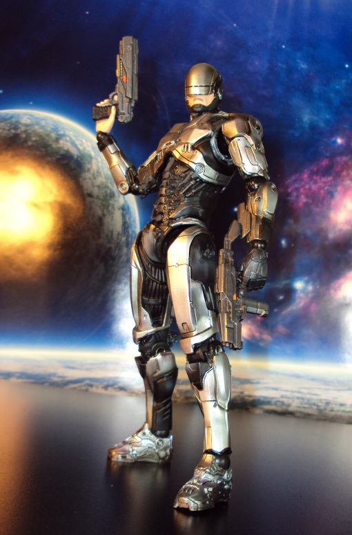 Square Enix Play Arts Kai Robocop 1.0 04